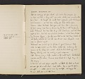 View Joseph Lindon Smith diary of travel in Egypt digital asset: page 4