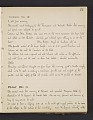 View Joseph Lindon Smith diary of travel in Egypt digital asset: page 11