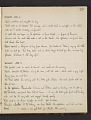 View Joseph Lindon Smith diary of travel in Egypt digital asset: page 15