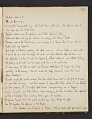 View Joseph Lindon Smith diary of travel in Egypt digital asset: page 18