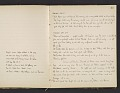 View Joseph Lindon Smith diary of travel in Egypt digital asset: page 21