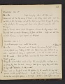 View Joseph Lindon Smith diary of travel in Egypt digital asset: page 22