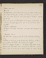View Joseph Lindon Smith diary of travel in Egypt digital asset: page 28