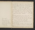 View Joseph Lindon Smith diary of travel in Egypt digital asset: page 45