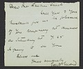 View Joseph Lindon Smith diary of travel in Egypt digital asset number 69