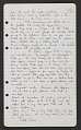 View Europe Diary (Sept 1918 - March 1919) digital asset: page 1
