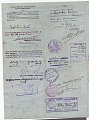 View Joseph Lindon Smith's passport digital asset: page 2