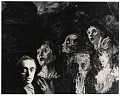 View Moses Soyer with his painting digital asset number 0