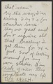 View Joan Brown letter to George Staempfli digital asset number 5