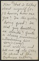 View Joan Brown letter to George Staempfli digital asset number 6