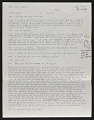 View Draft Transcripts of Interviews with Minnie Evans by Nina Howell Starr and Celestine Ware digital asset number 1