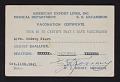 View Hedda Sterne papers digital asset: Certificates: 1941-1957