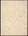 View John Henry Bradley Storrs letter to Marguerite Deville Chabrol Storrs digital asset number 3
