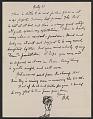 View Berenice Abbott letter to John Henry Bradley Storrs digital asset number 0