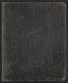 View John Storrs diary digital asset: cover