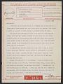 View George Leslie Stout letter to Margaret Hayes Stout digital asset number 0