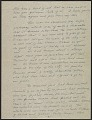 View George Stout letter to his wife Margaret Stout digital asset: page 1