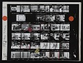View Contact sheet with images of Andrew Hudson, Bill Christenberry, and Gene Davis digital asset number 0