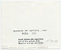 View Josef Albers and Ken Tyler digital asset: verso