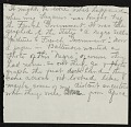 View Henry Ossawa Tanner letter to Eunice Tietjens digital asset number 2