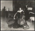 View Reproduction of <em>The cello lesson</em>, painting by Henry O. Tanner digital asset number 0