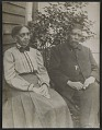 View Mrs. Tanner and Bishop Benjamin Tucker Tanner, mother and father of Henry Ossawa Tanner digital asset number 0