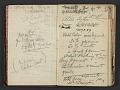 View Henry Ossawa Tanner's address book digital asset: pages 3