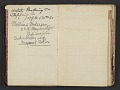 View Henry Ossawa Tanner's address book digital asset: pages 4