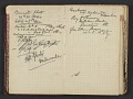 View Henry Ossawa Tanner's address book digital asset: pages 6
