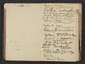 View Henry Ossawa Tanner's address book digital asset: pages 7