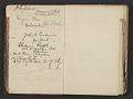 View Henry Ossawa Tanner's address book digital asset: pages 8