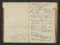 View Henry Ossawa Tanner's address book digital asset: pages 9