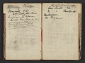 View Henry Ossawa Tanner's address book digital asset: pages 10