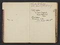 View Henry Ossawa Tanner's address book digital asset: pages 11