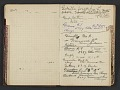 View Henry Ossawa Tanner's address book digital asset: pages 13