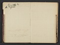 View Henry Ossawa Tanner's address book digital asset: pages 14