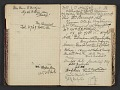 View Henry Ossawa Tanner's address book digital asset: pages 15