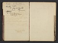 View Henry Ossawa Tanner's address book digital asset: pages 16