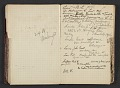 View Henry Ossawa Tanner's address book digital asset: pages 19