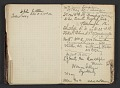 View Henry Ossawa Tanner's address book digital asset: pages 28