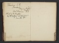 View Henry Ossawa Tanner's address book digital asset: pages 32