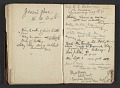 View Henry Ossawa Tanner's address book digital asset: pages 35