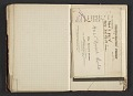 View Henry Ossawa Tanner's address book digital asset: pages 38