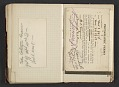 View Henry Ossawa Tanner's address book digital asset: pages 39