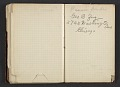 View Henry Ossawa Tanner's address book digital asset: pages 44
