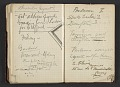 View Henry Ossawa Tanner's address book digital asset: pages 45