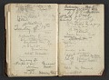 View Henry Ossawa Tanner's address book digital asset: pages 47
