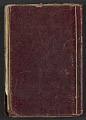 View Henry Ossawa Tanner's address book digital asset: cover back