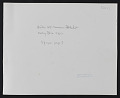 View Edmund Tarbell exhibition at the Museum of Fine Arts, Boston digital asset: verso