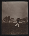 View Photograph of Edmund Charles Tarbell playing golf digital asset: front